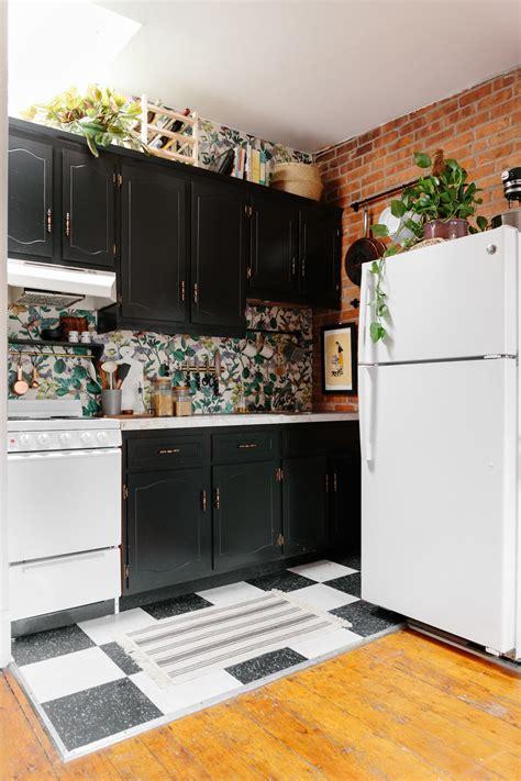 Rental Apartment Kitchen Ideas