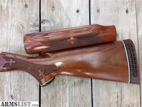Replacement Stock For Remington 870 Wingmaster