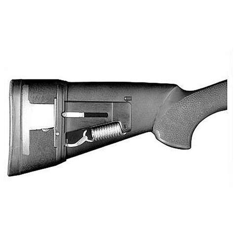 Replacement Stock With Aluminum Bedding Block For Vanguard Rifle