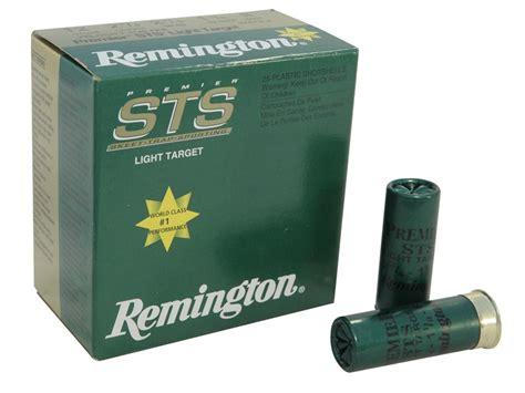 Report Remington Sts Light Target Ammo 12 Gauge 23 4