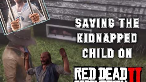 Rescue Stranger From Gunsmith Red Dead