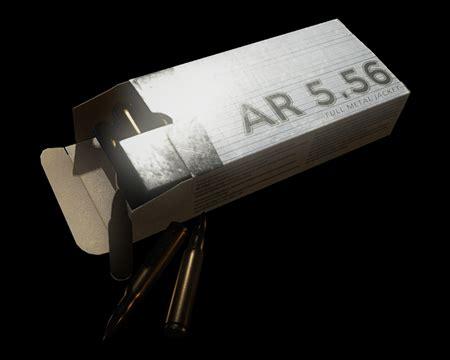 Resident Evil 3 Nemesis Assault Rifle Ammo