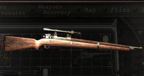 Resident Evil 4 Sniper Rifle