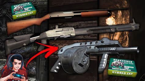Resident Evil 5 Best Shotgun For Infinite Ammo