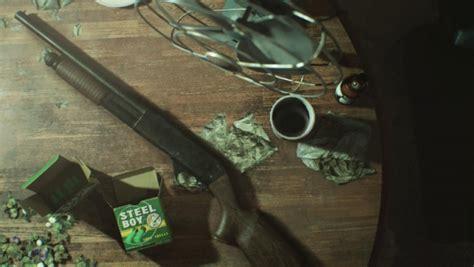 Resident Evil 7 Shotgun Ammo