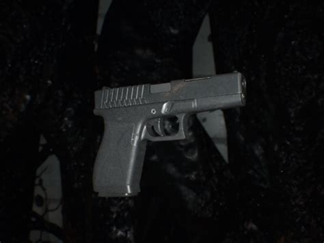 Resident Evil Glock 17