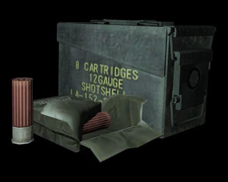 Resident Evil Shotgun Shells