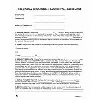 Free tutorial residential & commercial landlord lease agreement forms & notices