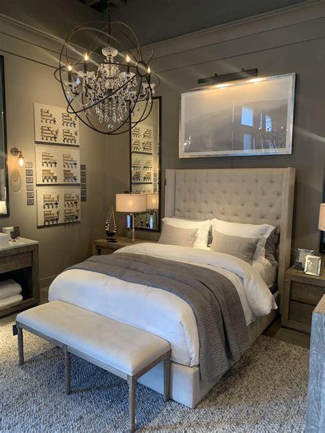Restoration Hardware Bedroom White