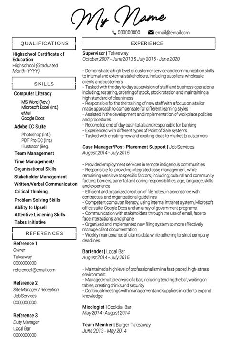 Resume And Cover Letter Secrets Revealed Pdf | Cover Letter