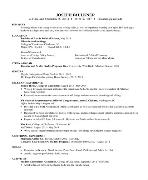 Resume Summary Examples For Students CV Templates Download Free CV Templates [optimizareseo.online]