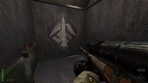 Rifle-Scopes Return To Castle Wolfenstein Snooper Rifle Scope.
