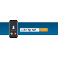 Reverse phone number lookup secret