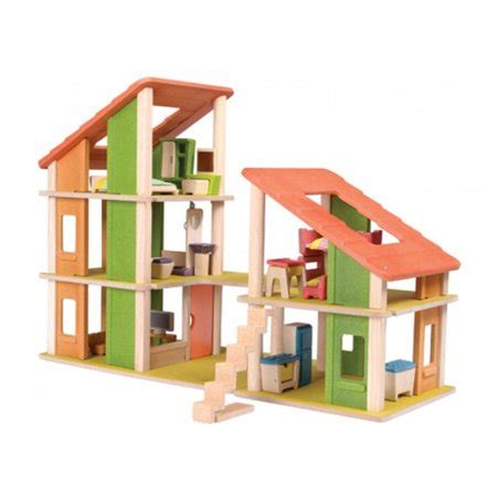 Reviews of plan toys chalet dollhouse Image