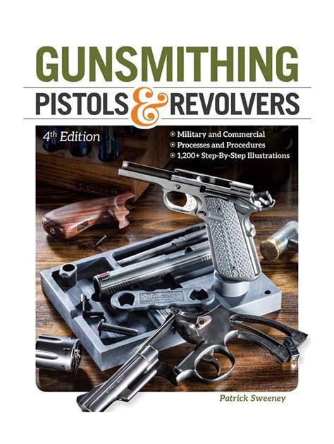 Revolver Gunsmithing Books