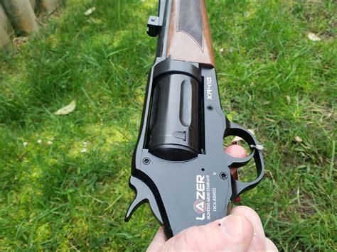 Revolver Shotgun 410
