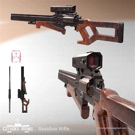 Revolver Sniper Rifle Review
