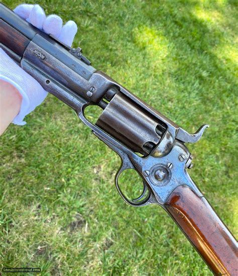 Revolving Rifles And Shotguns