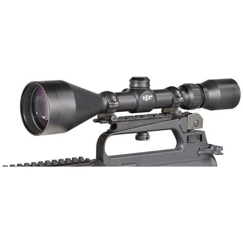Rex Optics Rifle Scope