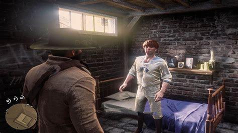 Rhodes Gunsmith Red Dead Redemption 2