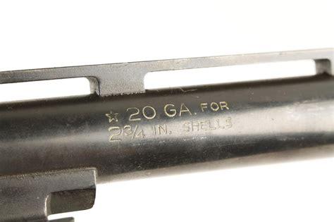 Ribbed Shotgun Barrel