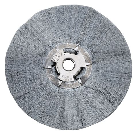Riehl Matte Carding Wheels Osborn Manufacturing
