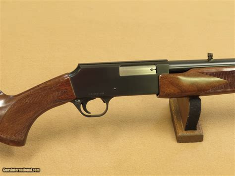 Rifle 22 Magnum Browning