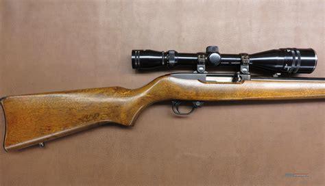 Rifle 22 Magnum Ruger