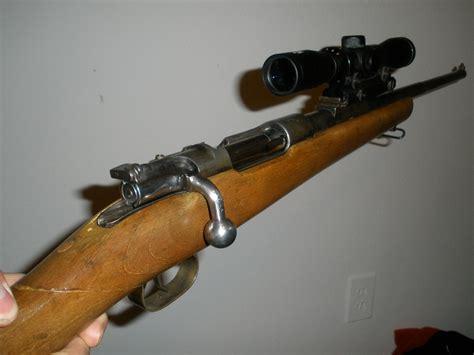 Rifle 7mm Mauser