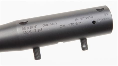Rifle Action With Changeable Bolt Heads