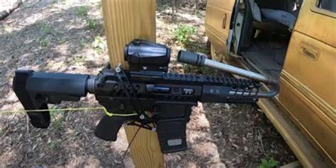 Rifle Barrel Bent
