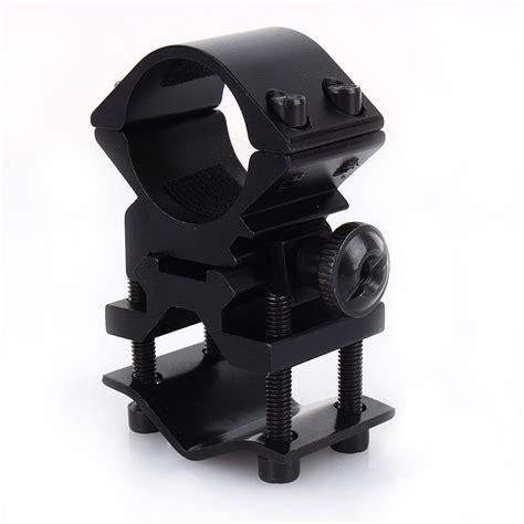 Rifle Barrel Mounted Flashlight