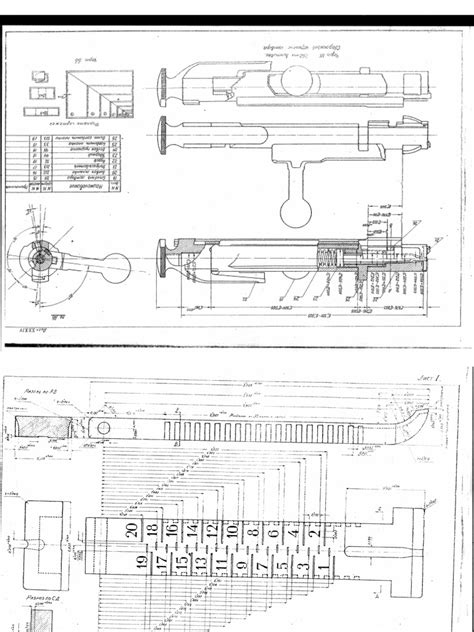 Rifle Blueprints Mosin Nagant