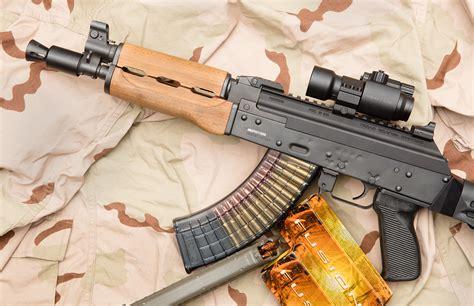 Rifle Caliber Handgun