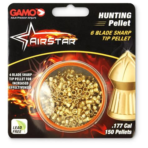 Rifle Cartridge Pellet Hunting Air Rifle
