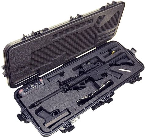 Rifle Case For Ar 15 With Scope