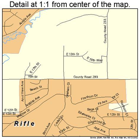 Rifle Colorado Directions