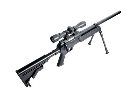 Rifle De Airsoft Asg Urban Sniper