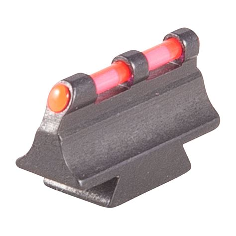 RIFLE FIBER OPTIC 343N FRONT SIGHT WILLIAMS GUN SIGHT