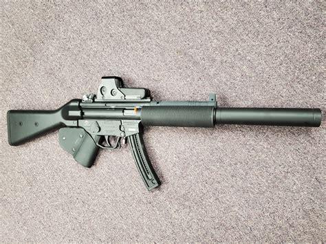 Rifle Gsg 5 Tipo Mp5