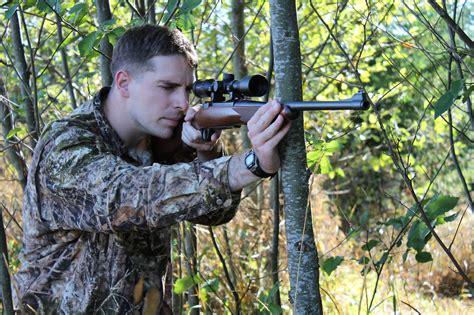 Rifle Hunting Shooting Positions