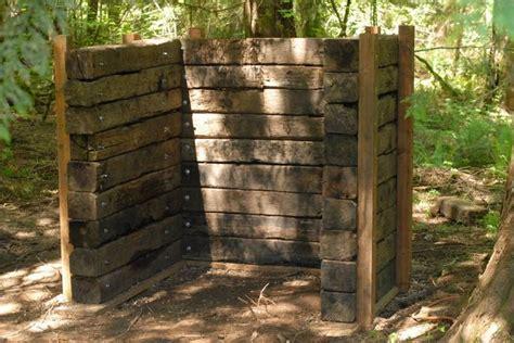 Rifle Range Backstop Construction