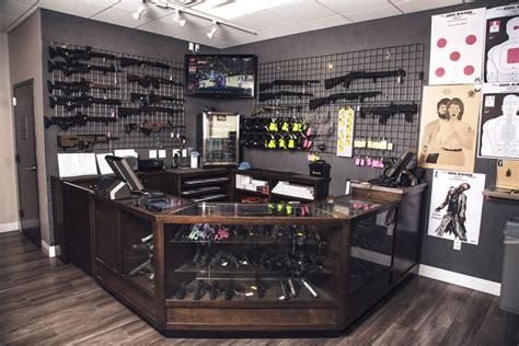 Rifle Range Near San Diego