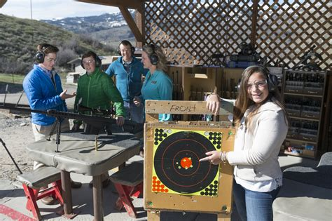 Rifle Range Near Smoot Wyoming