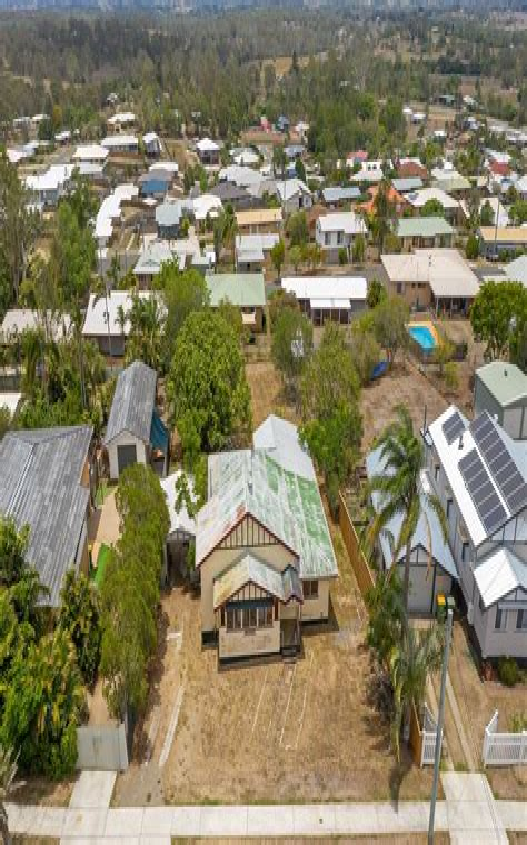 Rifle Range Road History