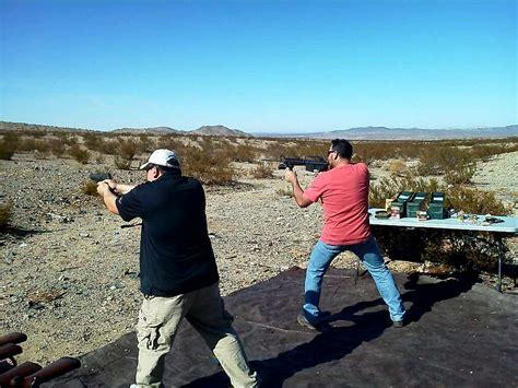 Rifle Range San Bernardino County