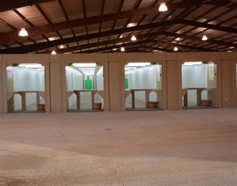 Rifle Ranges In North Texas