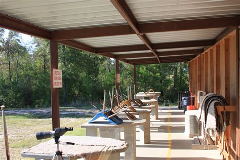 Rifle Ranges In Texas