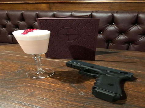 Rifle Ranges Manchester Uk