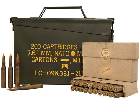 Rifle Ranges That Can Shoot Military Surplus Ammo